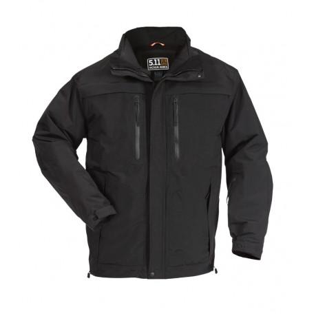 """Военная тактическая куртка """"5.11 Bristol Parka"""" black"""
