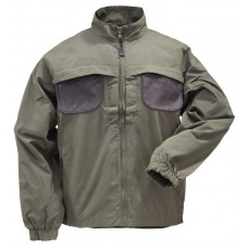 "Тактическая куртка ""5.11 Tactical Response Jacket"" Sheriff Green"