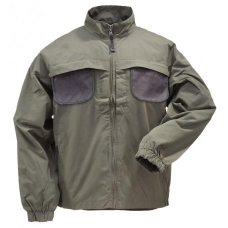 """Военная тактическая куртка """"5.11 Tactical Response Jacket"""" Sheriff Green"""