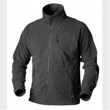 Куртка Helikon ALPHA - Grid Fleece Black