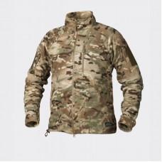 Куртка Helikon ALPHA - Grid Fleece Camogrom