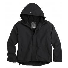 "Куртка анорак ""SURPLUS ZIPPER WINDBREAKER"" Black"