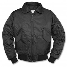 "Летная военная куртка Mil-Tec ""CWU"" black"
