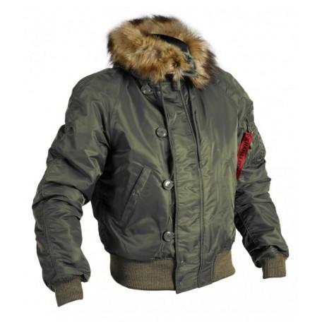 Куртка зимняя Chameleon N-2B Olive