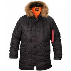 Куртка зимняя Аляска N-3B Chameleon