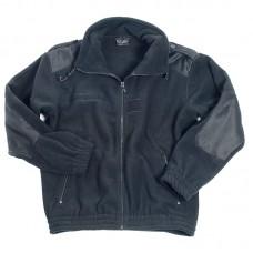 Французская флисовая куртка F2 black