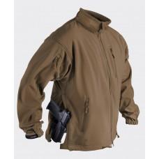 Куртка Helikon Jackal QSA™ - Shark Skin Coyote
