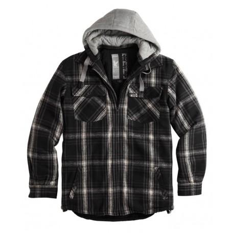 "Куртка демисезонная ""SURPLUS LUMBERJACK JACKET"" Black"