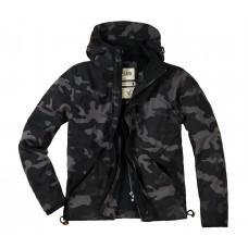 "Куртка демисезонная ""SURPLUS NEW SAVIOR JACKET"" Black camo"