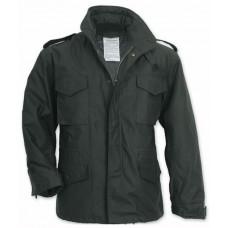 """Куртка демисезонная Mil-Tec """"M65 Teesar"""" (TR) - Black"""