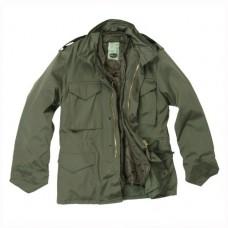 """Куртка полевая демисезонная Mil-Tec """"M65"""" olive"""
