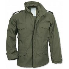 """Куртка демисезонная Mil-Tec """"M65 Teesar"""" (TR) - Olive"""