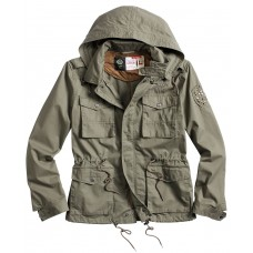 "Парка ""SURPLUS PARKA"" Washed Olive"