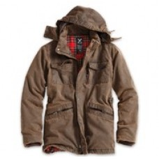 "Куртка ""SURPLUS XYLONTUM SUPREME JACKET"" Brown"
