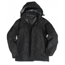 "Куртка софтшелл Mil-Tec ""SOFTSHELL PCU"" Black"