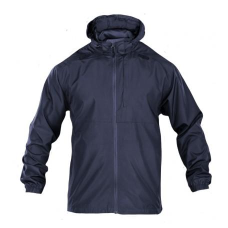 """Военная тактическая куртка """"5.11 PACKABLE OPERATOR JACKET"""" Dark Navy"""