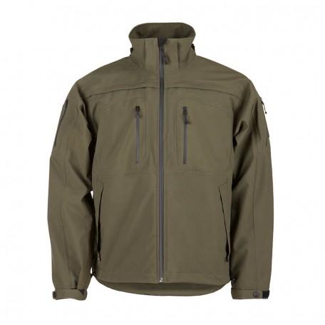"""Куртка тактическая для штормовой погоды """"5.11 Tactical Sabre 2.0 Jacket"""" Moss"""