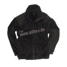 "Куртка флисовая Mil-Tec ""US JACKET FLEECE GEN.III-LEV.3"" Black"