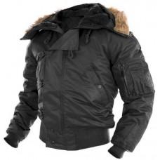 """Куртка зимняя Mil-Tec N2B """"Аляска"""" black"""