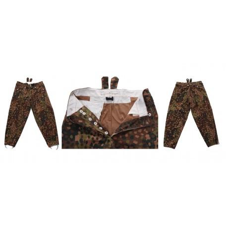 Брюки полевые камуфляжные M44 W-SS Реплика,