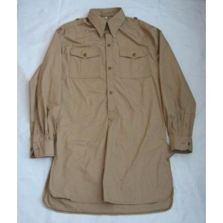 Рубашка тропическая с галстуком Вермахт M40 (реплика),