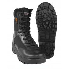 Ботинки тактические кожаные со вставками (муж.)