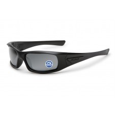 "Очки защитные ""ESS 5B (Black Frame Polarized Mirrored Gray Lenses)"""