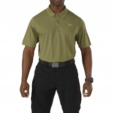 "Футболка поло тактическая с коротким рукавом ""5.11 Pinnacle Short Sleeve Polo"""