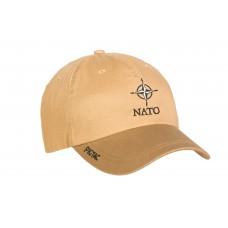 "Бейсболка с логотипом ""НАТО"" (Flexfit)"