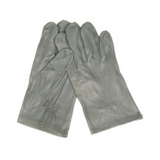 Перчатки Бундесвер кожа б/у