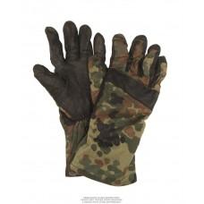 Перчатки Бундесвер камуфляжные б/у
