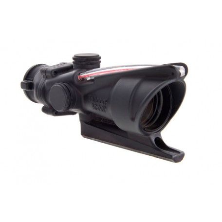 "Прицел коллиматорный ""Trijicon ACOG 4x32 Scope with Red Dual Illumination Triangle Reticle BAC"""