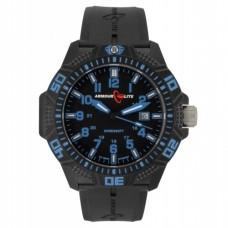 Часы ArmourLite Caliber Blue (ремешок из нитрилового каучука)