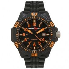 Часы ArmourLite Caliber Orange (ремешок из нержавеющей стали)