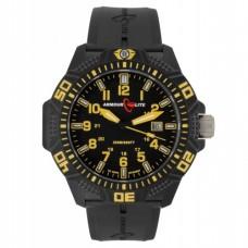 Часы ArmourLite Caliber Yellow (ремешок из нитрилового каучука)