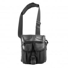 "Оперативная тактическая сумка ""9Tactical Casual Bag M 2018 ECO Leather"""