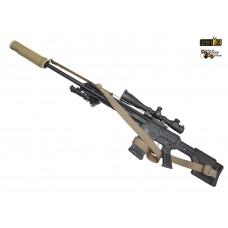 """Ремень полевой двухточечный для снайперской винтовки M.U.B.S.""""SRFS"""" (Sniper Rifle Field Sling)"""