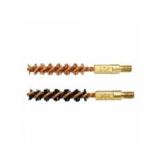 Набор ершиков OTIS .25 Bore Brush 2 Pack (бронзовый и нейлоновый)