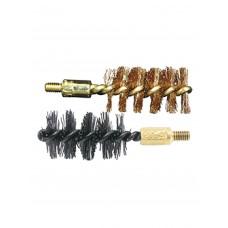 Набор ершиков OTIS 20 Ga Bore Brush 2 Pack (бронзовый и нейлоновый)