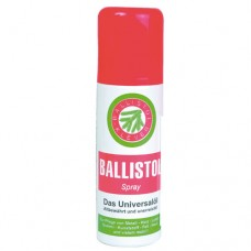 Масло универсальное для чистки оружия BALLISTOL (Спрэй) 100мл