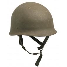 Шлем защитный стальной Бундесвер б/у (оригинал)