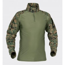 Рубашка тактическая Combat Digital Woodland