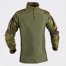 Рубашка тактическая Combat Green Zona