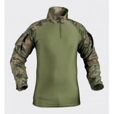 Рубашка тактическая Combat Pl Woodland