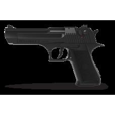 Пистолет стартовый Retay Eagle X кал. 9 мм черный