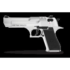 Пистолет стартовый Retay Eagle X кал. 9 мм nickel