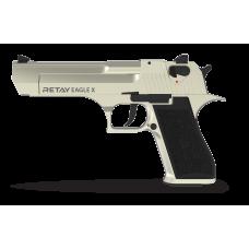 Пистолет стартовый Retay Eagle X кал. 9 мм satin