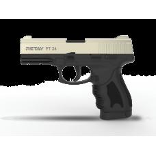 Пистолет стартовый Retay PT24 Satin